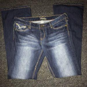 Vanity flare jeans